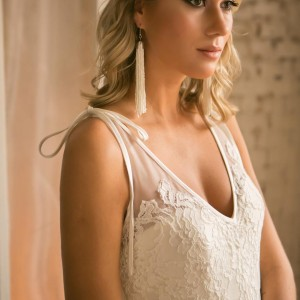 Maxi brinco com vestido de noiva? Yes! Amamos tambm! Parahellip